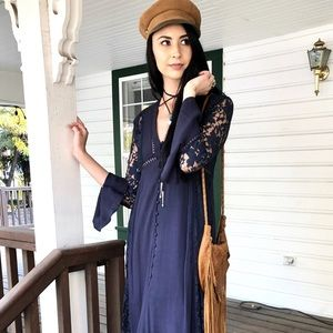 ASTR Anastasia Dress